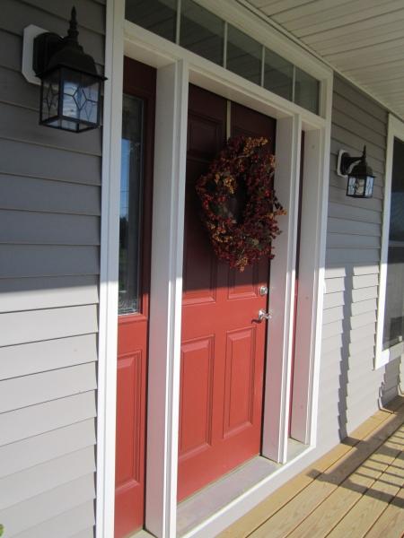 Sorber - Exterior Door