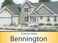 Bennington - 1422 SF - 2 Bed/2 Bath