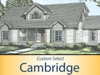 Cambridge II - 2590 SF - 3 Bed/ 3.5 Bath