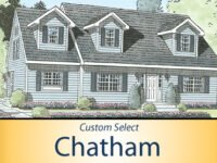 Chatham - 1300 SF - 1 Bed/1.5 Bath