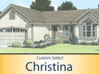 Christina - 1856 SF - 3 Bed/2 Bath