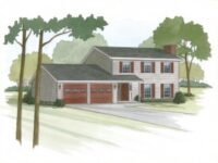Durham - 1210 SF - 3 Bed/1.5 Bath