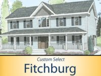 Fitchburg - II - 2640 SF - 4 Bed/2.5 Bath
