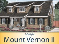 Mount Vernon II - 1208 SF - 2 Bed/2 Bath