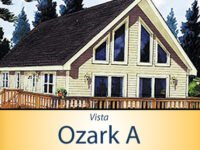 Ozark A - 853 SF - 1 Bed/1 Bath