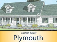 Plymouth - 1092 SF - 2 Bed/1 Bath