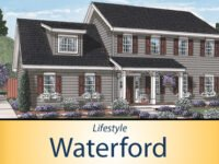 Waterford II - 2214 SF - 4 Bed/2.5 Bath