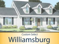 Williamsburg - 2250 SF - 2 Bed/ 2.5 Bath
