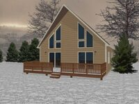 Snow Drift - 1210 SF - 1 Bed/1.5 Bath